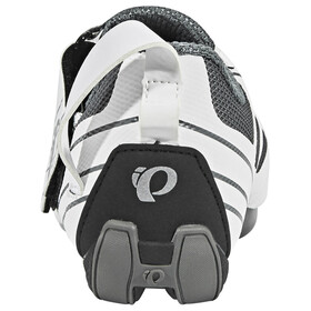 PEARL iZUMi Tri Fly Select v6 Shoes Women White/Shadow Grey